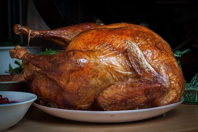 photo: Thanksgiving Turkey, Tim Sackton via flickr creative commons