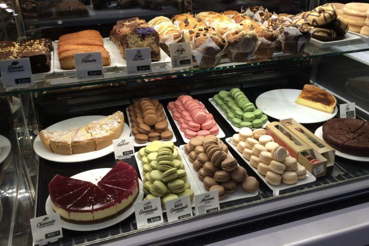 McDonalds Pastry Selection, Avenue des Champs-Élysées, Paris. @gourmetmetrics